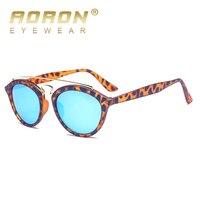 Vintage Round Sunglasses Women Fashion Designer Eyewear UV400 Gradient Female Retro Sun Glasses Brand Sun Glasses Women