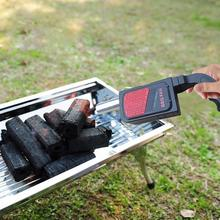 цена на BBQ Fan Barbecue Grilling Handheld Air Blower 4 x AA Batteries ( Not included) Outdoor Cooking Utensil