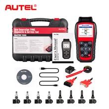 Autel TS508K Premium TPMS Service Tool Aktivieren Reifendruck Sensor Programm ECU Mit 315MHz & 433MHz Programmierbare Sensoren