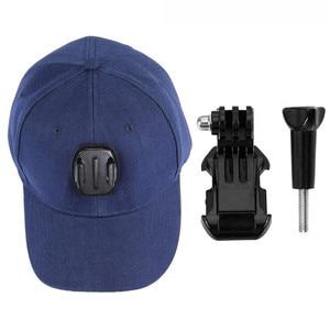 Image 5 - Регулируемая Крышка для спортивной камеры с винтами и основанием J Stent для GoPro Hero 6/5