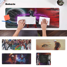 Babaite Beautiful Anime King of fighters  Office Mice Gamer Soft Mouse Pad Rubber PC Computer Gaming mousepad