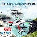 Drone drone jjrc h31 impermeable resistencia a caer sin cabeza de una tecla de retorno profissional dron rc helicóptero quadrocopter rtf