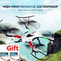 Drone jjrc h31 zangão profissional à prova d' água resistência à queda decapitado um retorno dron quadrocopter rc helicóptero rtf