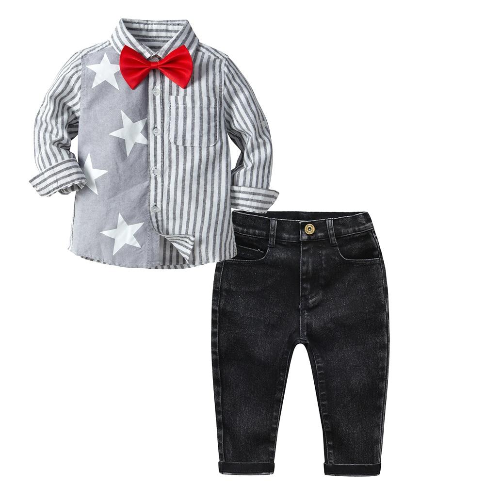 14ee8a5b8208f Blue Striped Shirt Black Jeans | Lixnet AG