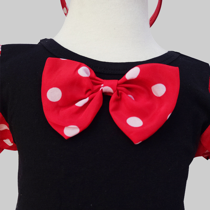Toddler Girl Christmas Dress (3)