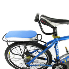 Bicycle Child Armrest Rear Saddle Handlebar