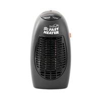 220V 400W Wall Outlet Electric Warmer WInter Warm Blower Fast Heater Fan Stove Radiator Room Warmer