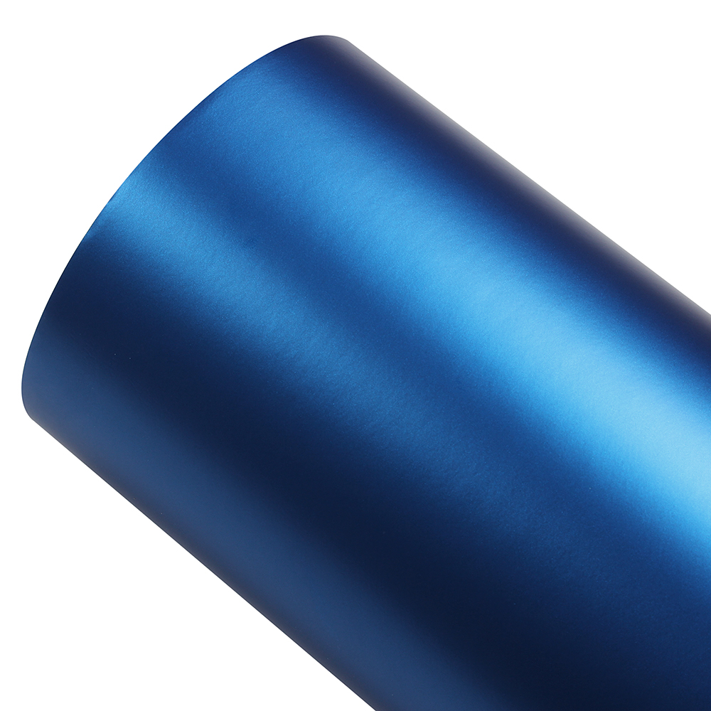20 m * 1.52 m Frais BRICOLAGE PVC Vinyle De Voiture Wrap Film Autocollants pour Full Body Bleu/Argent/ violet/Orange/Vert Car Styling Autocollants sur Les Voitures