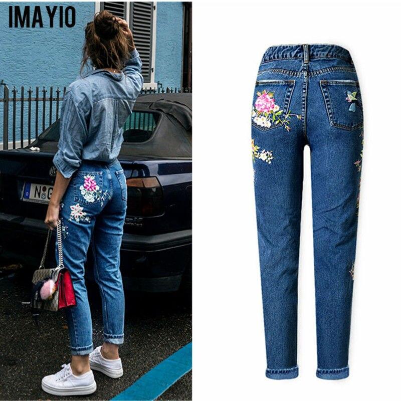 Resultado de imagen de imagio-pantalones-vaqueros-bordados-de-flores-femeninas-vintage-ripped-jeans-bolsillos-vaqueros-rectos-de-las-mujeres.jpg