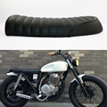 Free Shipping Black seat cover 19761977cg125 seat CB 250 350 550 650BROWN CAFE RACER Seat Vintage motorcycle SEAT SPORTSTER Bike