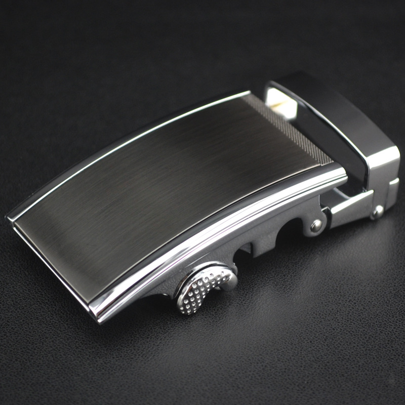 35mm High Grade DIY Belt Buckle Casual Alloy Belt Buckle Head For Mens Luxury Brand Men's Belt Automatic Belt CE87572