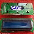 1 ШТ. 1602 Новый 1602 16x2 HD44780 Характер ЖК Модуля Индикации LCM синий blacklight