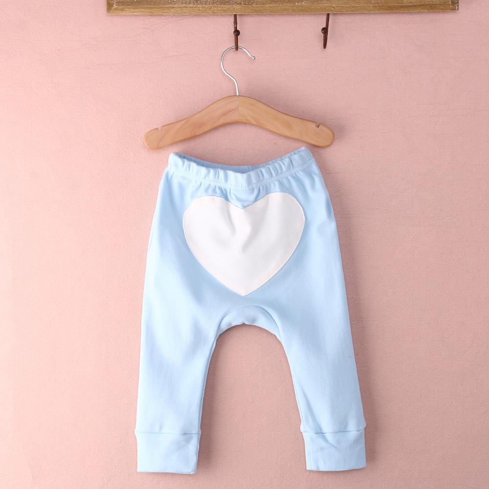 Baby Heart Printed Pants