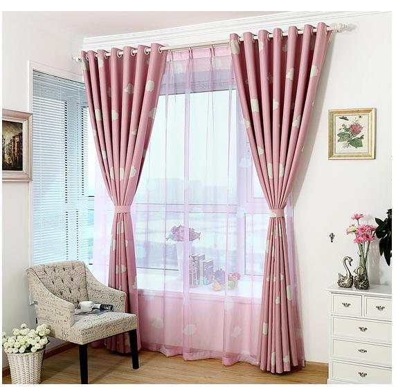 Compare Prices on Pink Sheer Curtains- Online Shopping/Buy Low ...