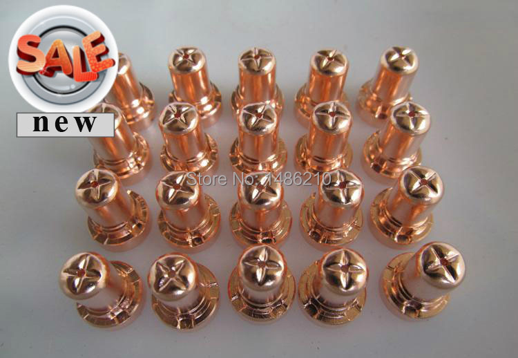 LMMP305pcs the plasma cutter consumables/accessories/PT31 torch common electrode and tips for CUT50 cutting machine free shipping p80 inverte plasma cutter cutting gun plasma consumable cutting torch accessories nozzle tips electrode 100pk