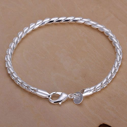 3f489ecd3a H210 prata Fina banhado jewelrys atacado