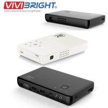 Mejor Precio Peso Ligero Mini Proyector DLP Con HDMI USB