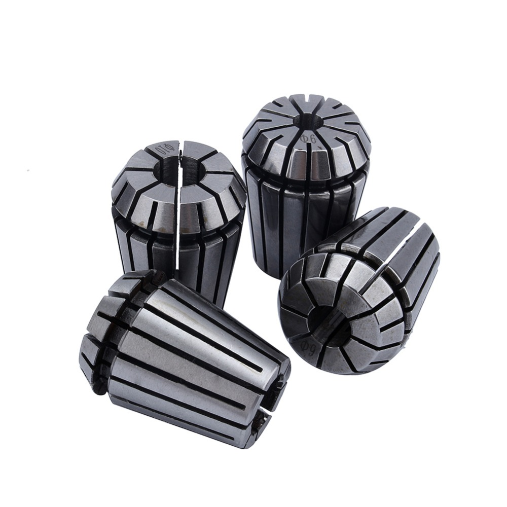 Hot 15Pcs ER25 Accuracy Spring Collet Chuck 2mm 16mm Collet Chuck For CNC Milling Cutter Lathe Tool Spindle Motor Machine in Tool Holder from Tools