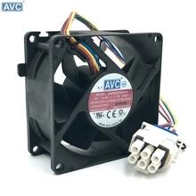 Оригинал для AVC 8038 13,6 V 0.17A DAZB0838RCM-PG01 DAZB0838RCM полностью влагозащитный увлажнитель вентиляционный вентилятор