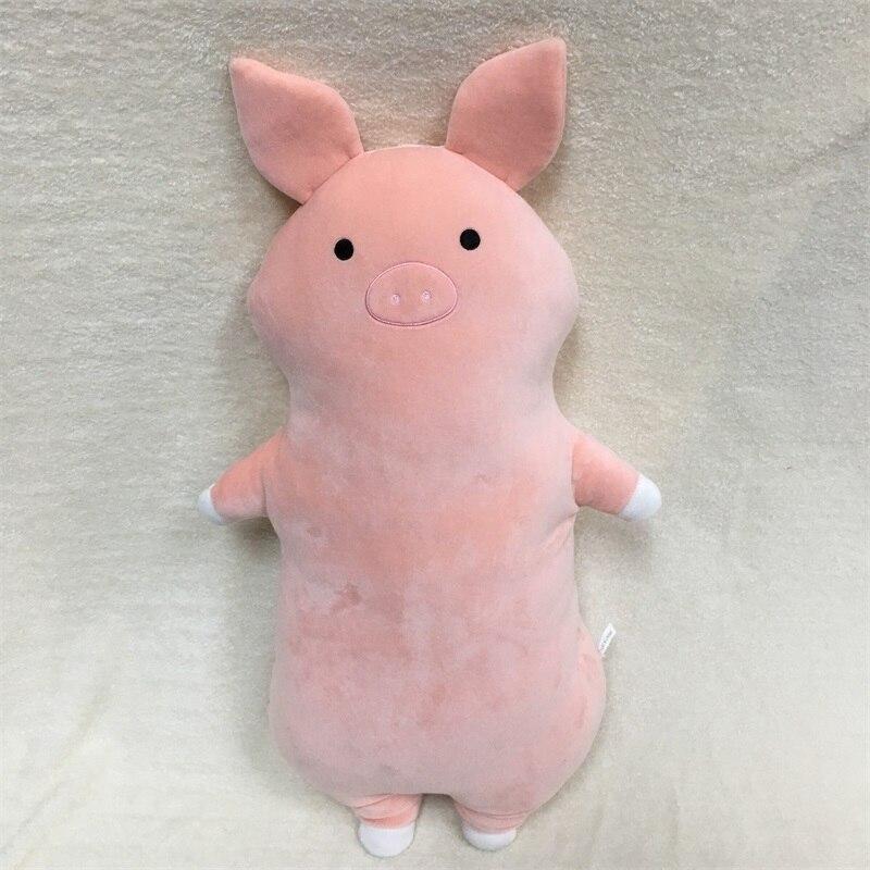 Kawaii Piggy Plush Toys Stuffed Animals Fluffy Pig Dolls Soft Plush Kids Dinosaur Toys for Children Gift Quality Japan Anime Toy лазерный нивелир ada phantom 2d set