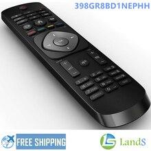 שלט רחוק עבור פיליפס 4100 סדרת LED טלוויזיה 32PFH4100 32PFT4100 32PHH4100 32PHT4100 40PFH4100 40PFT4100 48PFH4100 48PFT4100