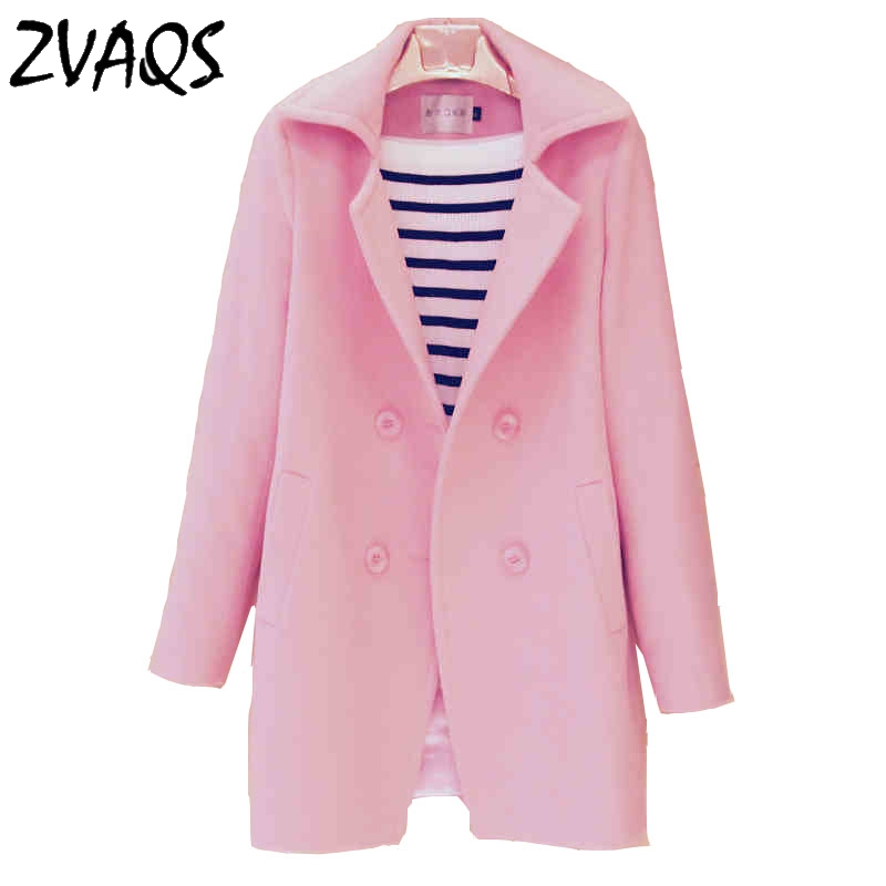 Compare Prices on Hot Pink Wool Coat Size- Online Shopping/Buy Low