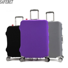 High Quality Thicken Elasticity Box Sets Travel Fashion Suitcase Protective Cover For Travel Luggage Bag Accessories Products