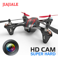 JIAJIALE Original Top Selling X6 FY310B Drones 6 axis 4CH 2.4G RC Quadcopter HD Camera Helicopter VS Hubsan X4 H107c H107L
