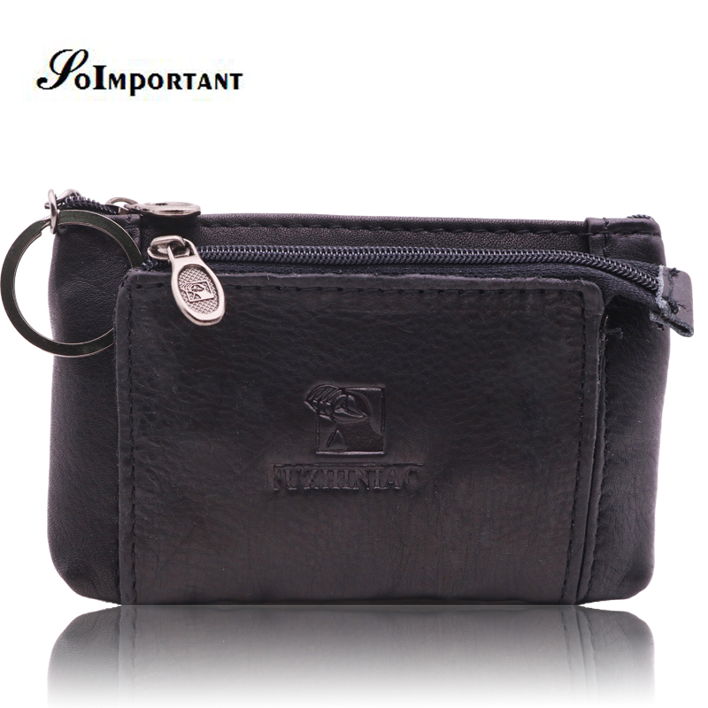 Wallet Purse Genuine Leather Mini Men Wallets Small Coin Purse Portomonee Designer Bank Credit Card Key Holder Magic Slim Wallet joyir vintage men genuine leather wallet short small wallet male slim purse mini wallet coin purse money credit card holder 523