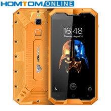 HOMTOM ZOJI Z8 IP68 Waterproof 5 0 Inch font b Smartphone b font Octa Core 4GB