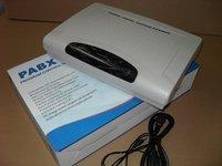 Avançado da qualidade VinTelecom CP416 híbrido Sistema de PBX/PABX sistema de Telefone Do Escritório com 4 Linhas x 16 Extensões|telephone adsl|telephone convertertelephone billing system -