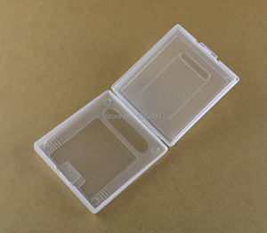 Image 5 - 30 יח\חבילה OCGAME משחק Cartridge Case משחק מקרה עבור גיים בוי צבע כיס GB GBC GBP פלסטיק