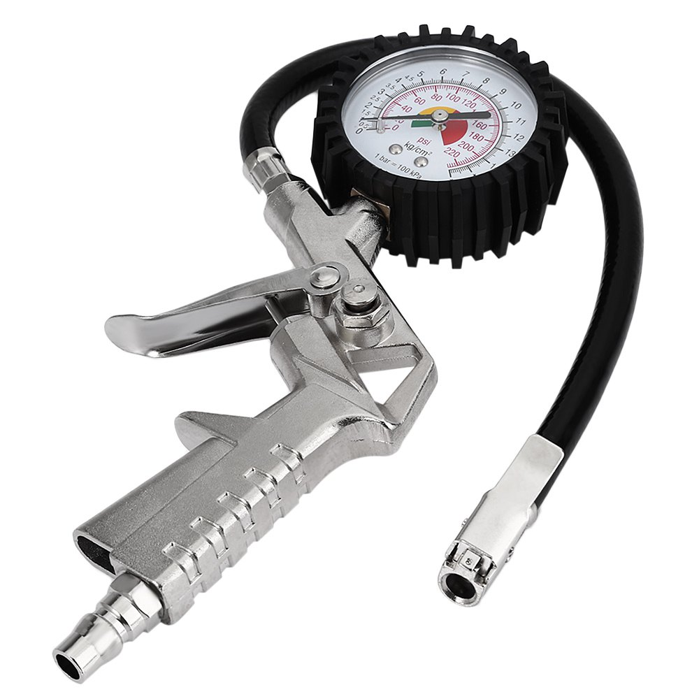 New Arrival Truck Motorcycle Car Digital Tire Pressure Gauge ...