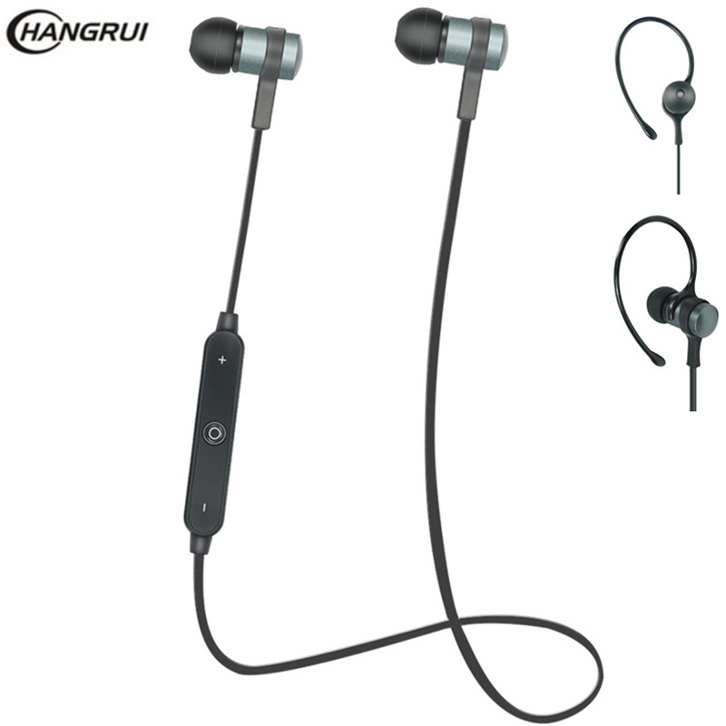 Original S6-1 Bluetooth Earphone Metal fone de ouvido wireless headsets With Mic for iphone 7 Samsung galaxy s7 s6 xiaomi mi 5 mini bluetooth earphone stereo earphone handsfree headset for iphone samsung xiaomi pc fone de ouvido s530 wireless headphone