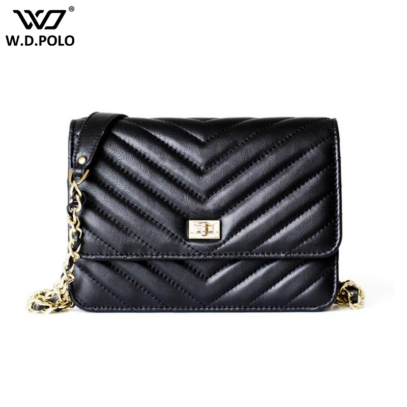 New Genuine Leather Women Bags Vintage Chain Lady Shoulder Bags Fashion Brand Design Female Crossbody Bag Q0139New Genuine Leather Women Bags Vintage Chain Lady Shoulder Bags Fashion Brand Design Female Crossbody Bag Q0139