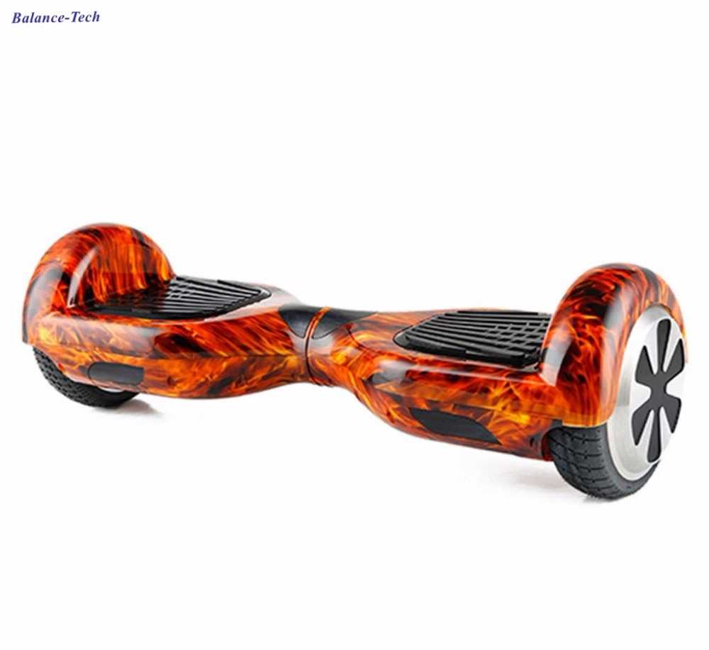Self Balance Scooters Hoverboard skateboard 6.5 Inch Two Wheel Hover Board Electrico Smart Balance Scooter Europe Stock No Tax fashionable strappy printed cut out one piece swimsuit for women