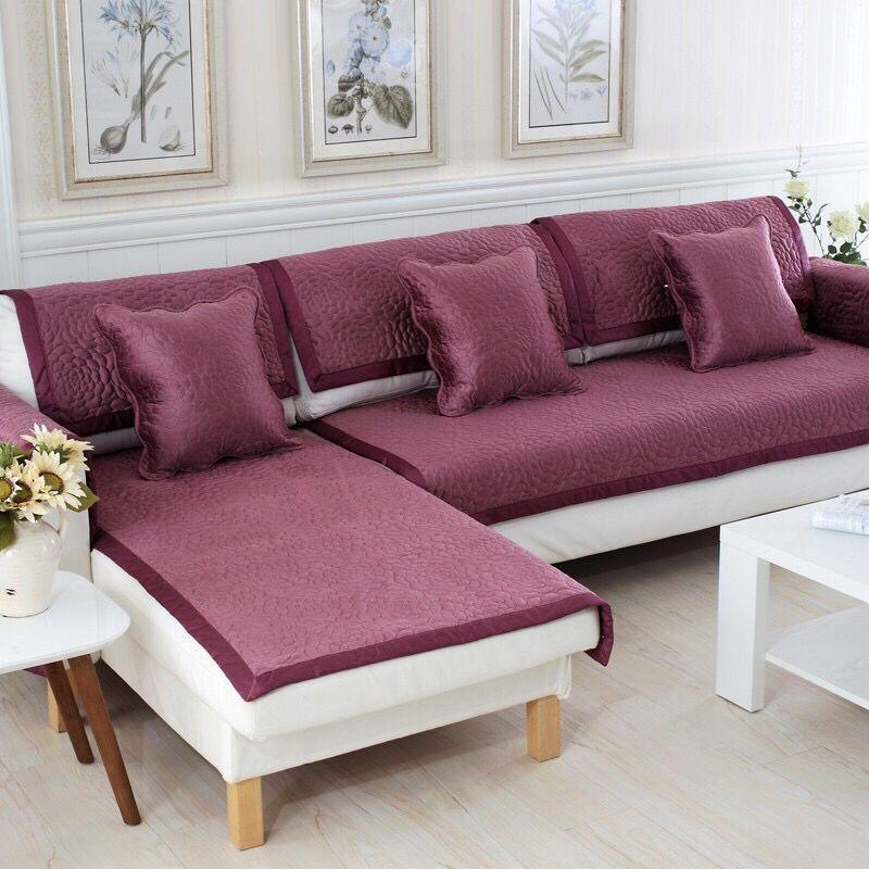 1pc Sofa Cover For Armrest Backrest Sofa Towel Sofas