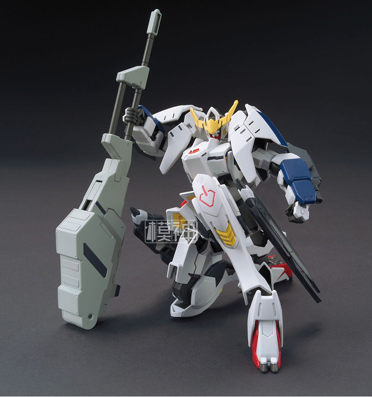 Brand bandai Gundam HG 1/144  Barbatos ASW-G-08  Sixth forms Assemble Collection Action Figure with Sword Fighting Robot Toys