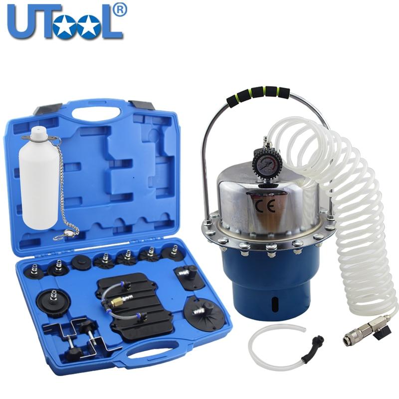 Pneumatic Pressure Bleeder Tool Set ...