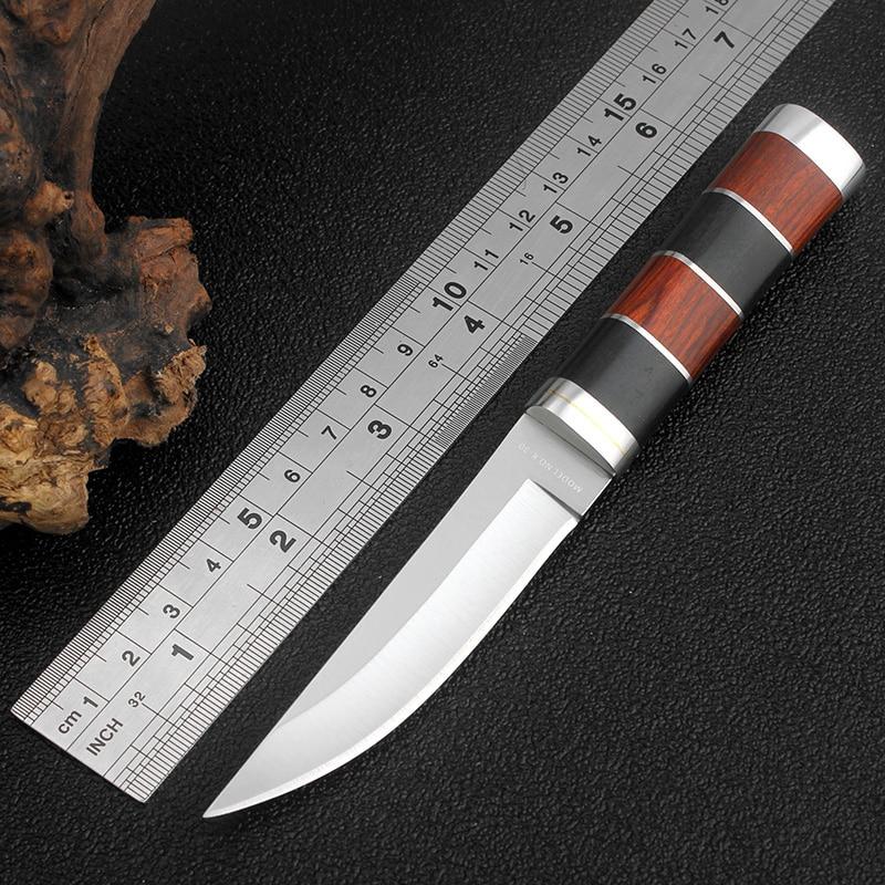 چاقوی شکار KKWOLF K30 کمپینگ در فضای باز - ابزار دست
