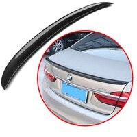 Высокое качество карбоновый спойлер для BMW 7 серии G11 G12 740i 750i 4 Двери Седан 2016 2018 карбоновый спойлер AC Стиль спойлер заднего крыла
