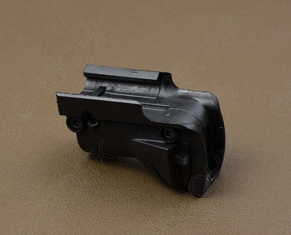 Tactical Pistol Red Dot Laser For Glock 17 22 23 25 27 28 43 Rear Sight M3413-5