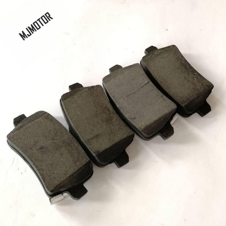 (4 pièces/ensemble) jeu de plaquettes de frein avant/arrière KIT-FR frein à disque RR pour pièce automobile chinoise CHANGAN CS15 SUV - 4