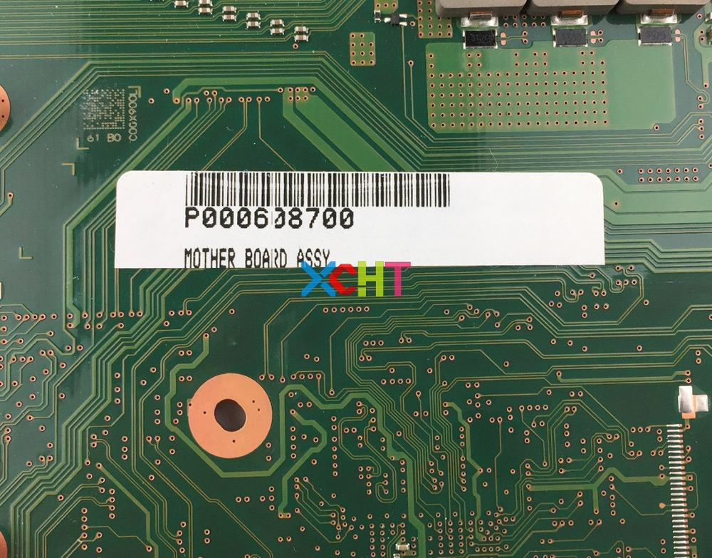 Image 3 - Для Toshiba Tecra W50 A серии P000608700 FAWSSY4 A3646A Материнская плата ноутбука Системы доска испытания-in Материнская плата для ноутбука from Компьютер и офис