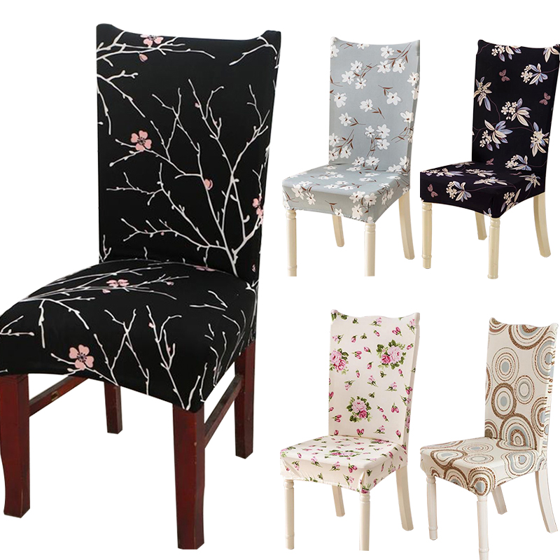 Stupendous Us 3 22 Elastic Anti Dust Chair Cover Stretchy Removable Slipcovers Modern Home Decor Party Banquet Seat Cases Dining Chair Seat Covers In Chair Alphanode Cool Chair Designs And Ideas Alphanodeonline