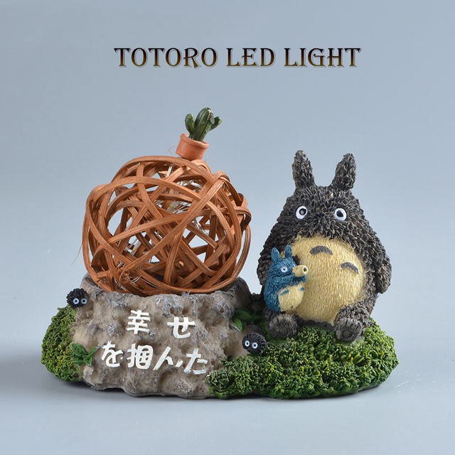 Настольная лампа Тоторо 3