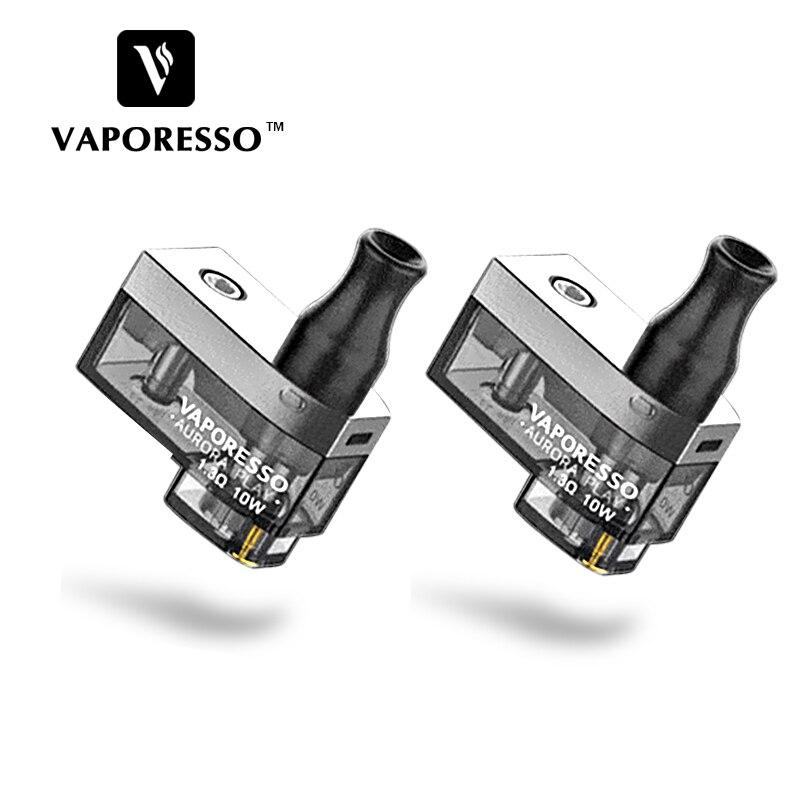 20 pièces d'origine vaporéso Aurora Play Pod 2ml capacité avec bobine 1.3ohm e-cig Vape Pod cartouche pour vaporéso Aurora kit de jeu