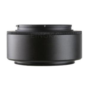 Image 4 - 금속 nex49/52/55/58/62/67/72mm 카메라 매크로 렌즈 리버스 어댑터 확장 튜브 소니 a6400 a6300 a5100 a5000 a7 ii a7r nex7
