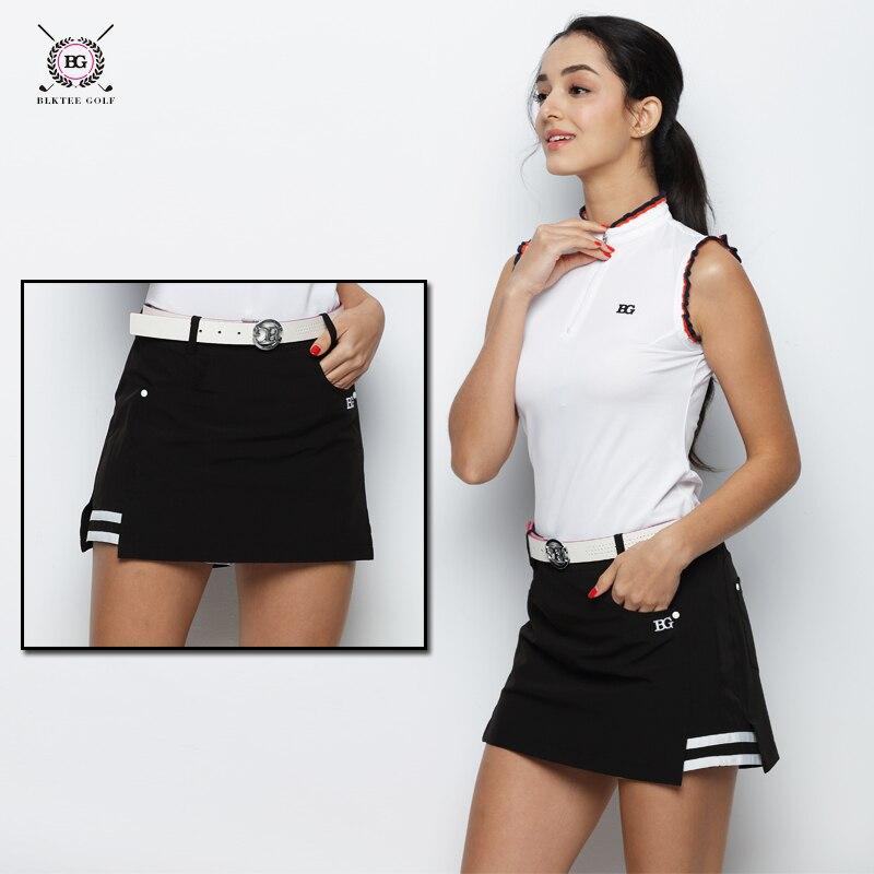 BG Femmes de Jupe Aérobic De Golf Jupe De Tennis Culottes Cheerleading Performances Danse Vêtements Sport Shorts Jupes pour Filles