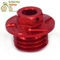 Billet Engine Oil Plug For Honda CR125 CR250 CRF150R CRF250R CRF450R CRF450X CRM250R CRM250AR CRF250L CRF250M TRX450R TRX450RX